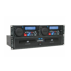 Citronic Cd 1x Dual Cd Player With Cdg Decoder P2937 5187 Zoom