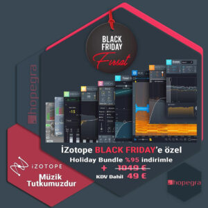 Izotopeholiday Bundle