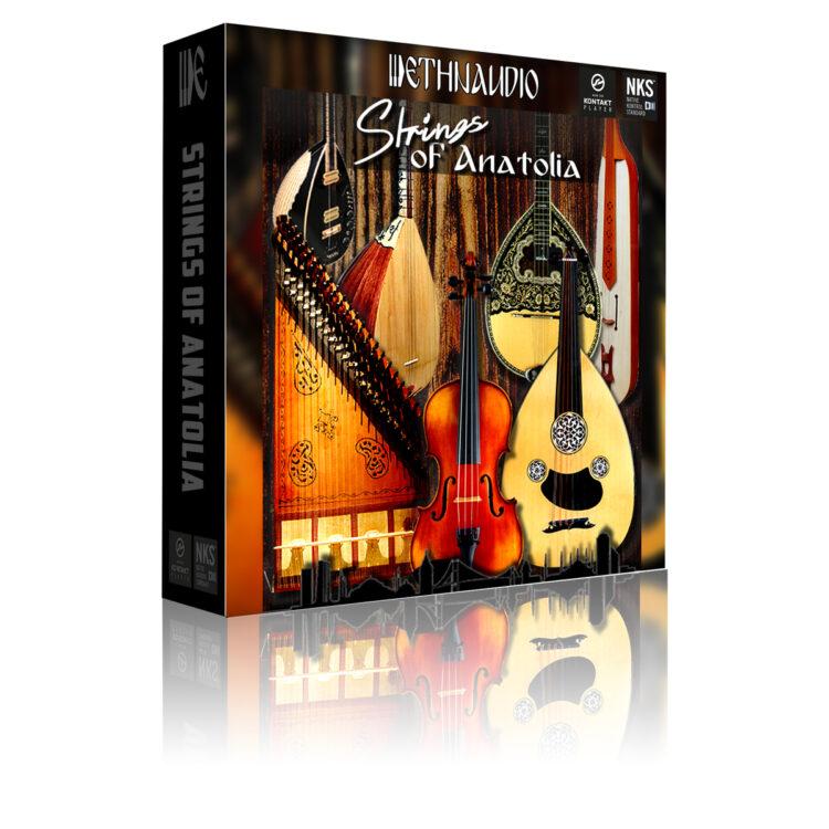 Strings Of Anatolia